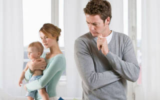 Муж не любит своего ребенка. Что делать, если муж не любит нашего ребенка