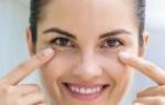 Маски от морщин вокруг глаз: рецепты и особенности применения. Убираем морщины вокруг глаз: лучшие рецепты