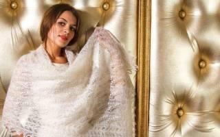 Что делать, если новый оренбургский пуховый платок колется? Уход за изделиями