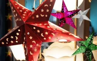 Новогодние игрушки из бумаги схемы. Изготовление новогодних украшений из бумаги: лучшие идеи для творчества