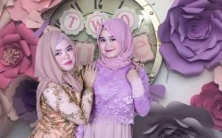Как красиво завязывать хиджаб, описание нескольких способов. Как завязывать хиджаб — традиционный исламский женский платок
