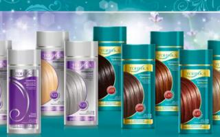Как красить тоникой темные волосы. Как самостоятельно красить волосы тоником