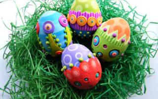 Раскраски пасхальные яйца для печати. Украшение и раскраска пасхальных яиц: оригинальность и традиции