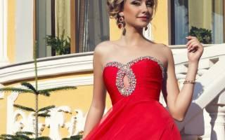 Красное платье — интрига и страсть в одном флаконе. Красное платье с открытой спиной. Длинные вечерние красные платья: фото