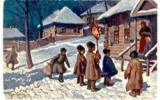 Как празднуют Рождество на Руси? Традиции празднования Рождества на Руси. Какие традиции празднования Рождества Христова в России и на Руси? Отличия католического Рождества от православного