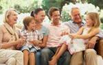 Семейное древо кто кому кем приходится. Что такое степень родства и кого обычно указывают в анкете. Понятие «близкие родственники»