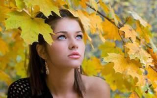 Как правильно ухаживать за кожей лица осенью и зимой. Как изменить свой уход за кожей осенью