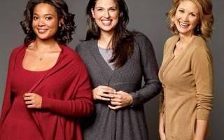 Вязаные жакеты для пожилых женщин. Вязание для полных женщин: советы и подходящая модель. Основные ошибки при выборе моделей