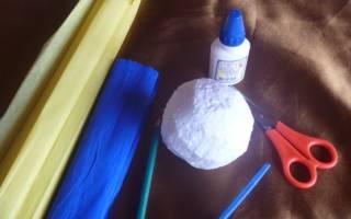 Как сделать топиарий в технике торцевания. Мастер-класс топиария из гофрированной бумаги. Как сделать топиарий из салфеток методом торцевания? Пошаговая инструкция