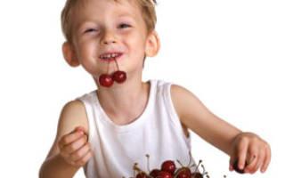 Как вывести пятно от вишни без химчистки подручными средствами. Как быстро отстирать пятна вишни и чем их вывести с одежды