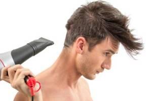 Кудрявые волосы у мужчин. Как выпрямить мужские волосы
