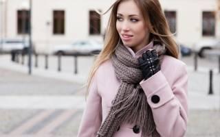 Способы красиво завязать шарф на куртку, пальто, верхнюю одежду. Как красиво и стильно завязать шарф на шее? Как красиво завязать теплый шарф
