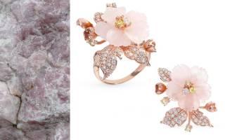Розовый кристалл. Розовый кварц: камень и его магические свойства