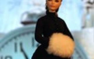 Как сшить платье для куклы быстро. Как сшить одежду для куклы