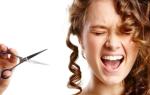 Можно ли самому себя стричь. Мифы и легенды о волосах. Можно ли было стричь волосы в давние времена? Что важно знать