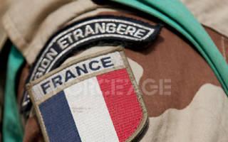 Размеры военной одежды франции. Униформа сухопутных войск франции во второй мировой
