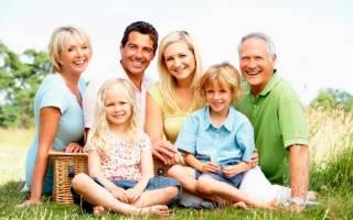 Нуклеарная система. Нуклеарная семья. Типы нуклеарных семей. Ролевой набор и интеракции в нуклеарных семьях. Общая характеристика приемной семьи