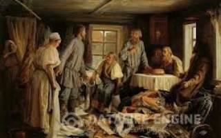 Семейный уклад в Древней Руси. Брак и семья в древней руси
