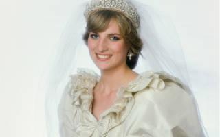 Секретное свадебное платье принцессы дианы. Платья принцессы дианы