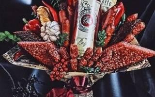 Красивые букеты с вином своими руками. Букет для мужчины своими руками: пошаговая инструкция