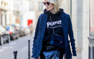Синий цвет в одежде — прекрасный вариант для вашего гардероба. Новый базовый гардероб: забудьте все, что вы знали раньше