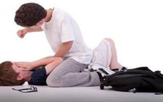 Ребенок бьет детей — что делать в такой ситуации? Почему ребенок бьет других детей? Главное — действовать