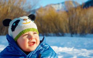 Чем мазать лицо грудничку зимой. Как работает крем от непогоды? Крем aqa baby от мороза и непогоды