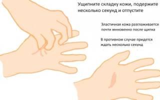 От чего зависит эластичность и упругость кожи. Тургор: что такое? Как проверить тургор кожи? Витамины, улучшающие тургор кожи