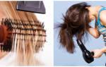 Как правильно придать объем коротким волосам. Способы придания волосам дополнительного объема