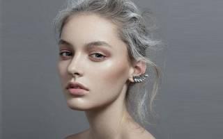 Причины появления седых волос у женщин и мужчин, способы борьбы с сединой. Как остановить поседение волос, лучшие методы борьбы с сединой