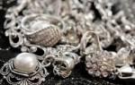 Советы по полировке и уходу за серебром. Как и чем чистить серебро в домашних условиях