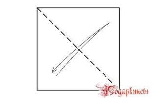Как сделать лягушку пошаговая инструкция. Как сложить оригами «прыгающая лягушка