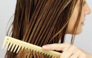 Как правильно расчесывать волосы: полезные советы. Расчесывание волос