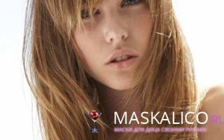 Полезные маски для тонких волос. Эффективные домашние маски для тонких волос. Укрепляющая маска из ржаного хлеба и мёда для тонких волос