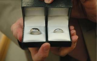 Что означает обручальное кольцо на пальце, кто и как его носит. На какой руке носят обручальное кольцо в россии