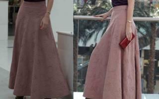 Юбка из пальтовой ткани фасон. Модные теплые юбки, которые можно носить всю зиму