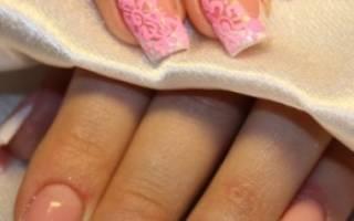 Бархатный маникюр на гель лак. Как сделать бархатный песок на ногтях
