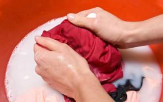 Как уксусом закрепить краску на одежде. Уход за обувью, чтобы не «слезала» краска. Как стирать в стиральной машинке-автомате