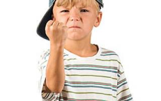 Ребенок вспыльчивый и агрессивный что делать. Агрессивный ребенок – почему и что делать