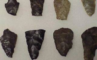 Камень кремень: свойства, месторождения и применение минерала. Чёрный кремень – очень полезный камушек