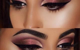 Как правильно сделать макияж глаз – фото различных форм глаз с пошаговой инструкцией. Делаем правильный макияж глаз самостоятельно