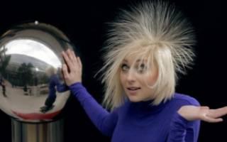 Как убрать электризацию с волос. Почему электризуются волосы зимой: причины и противодействие проблеме