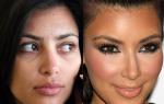 Как зрительно уменьшить нос: все способы визуальной коррекции. Как уменьшить нос с помощью макияжа