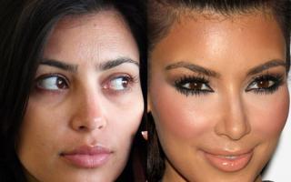 Как уменьшить широкий нос с помощью макияжа. Подготовка к макияжу. Как скрыть горбинку