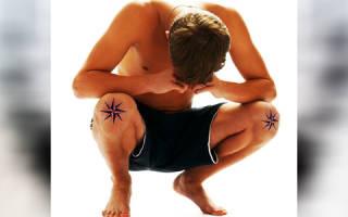 Что значит тату Звёзды на коленях? Как понять Звёзды на коленях? Люди, что означают наколки звёзды на коленях